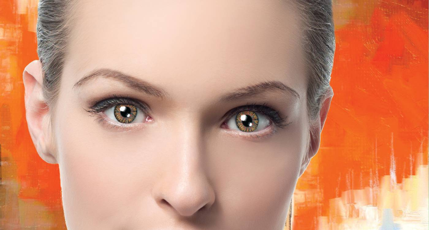 Conventional Wear Contact Lens